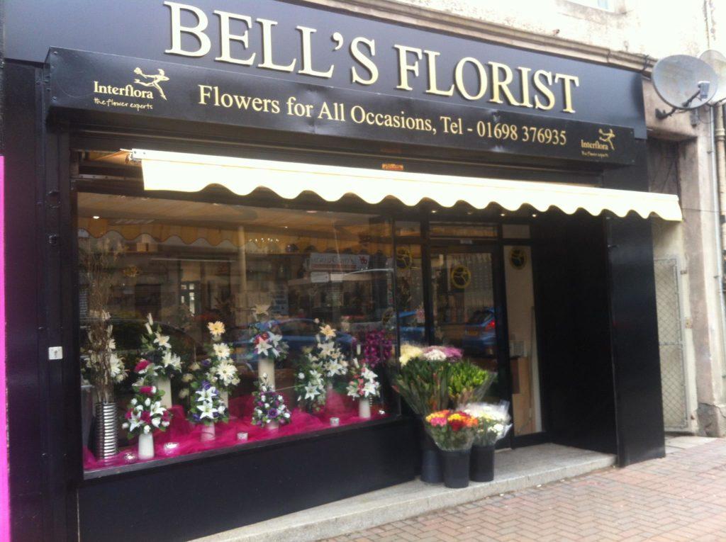 Bell's Florist shop